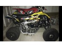 Can am 450 not ltr ktm trx raptor