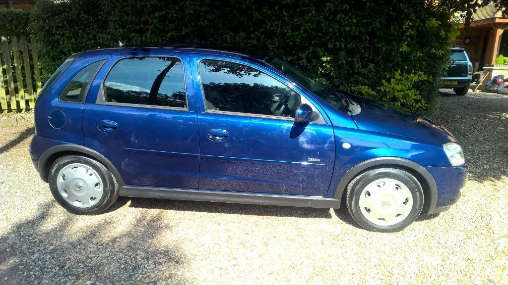 Vauxhall Corsa 1.2 i 16v Active 5dr (a/c), SERVICE HISTORY. LONG MOT. IDEAL FIRST CAR. CHEAP TAX