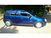Vauxhall Corsa 1.2 i 16v Active 5dr (a/c), SERVICE HISTORY. LONG MOT. IDEAL FIRST CAR. CHEAP TAX