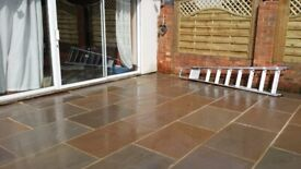Quality SERVICE/Paving/Natural stone/Tiling/Bricklayer/Builder/Gardening/Wood Fence/Drainage