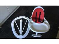 Immaculate High chair