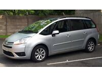 Citroen C4 Grand Picasso 1.6 diesel automatic 7 seater