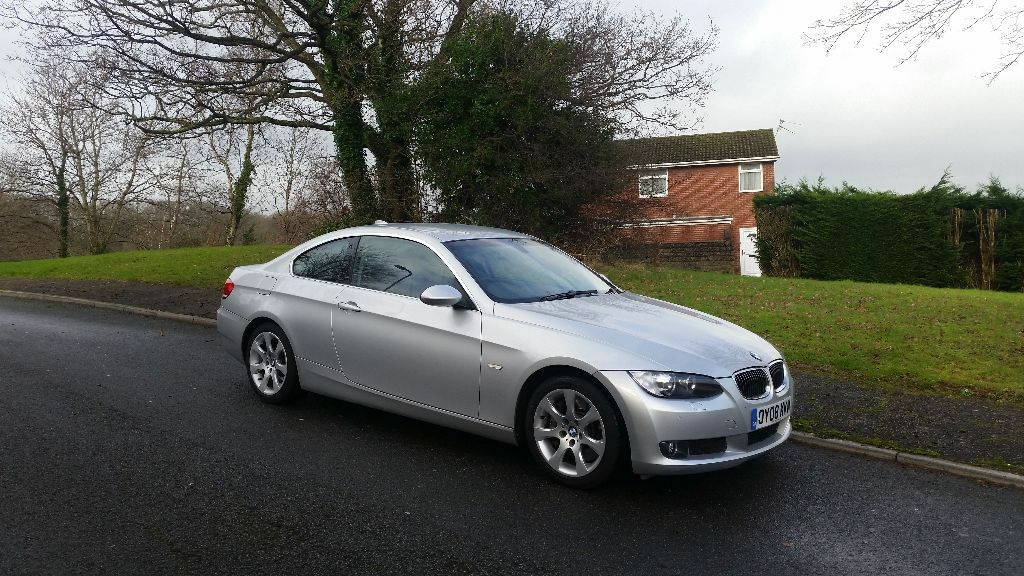 2008 bmw 330i coupe e92 high spec no px audi 330d 320d in cyncoed cardiff gumtree. Black Bedroom Furniture Sets. Home Design Ideas