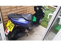 Yamaha aerox spares or repairs