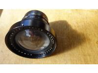Leica manual focus lenses.