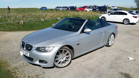 BMW 3 SERIES 320 M-SPORT CONVERTIBLE 2008