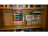Looking for Anime and Manga volumes!