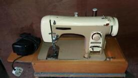 Sherwood electric sewing machine