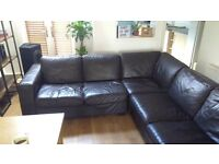 6 Seater corner sofa - ideal for first home