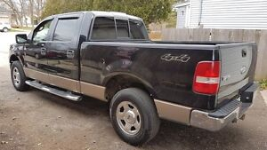 2006 Ford F-150 XLT 4x4,5.4 V8, Crew Cab Cambridge Kitchener Area image 4