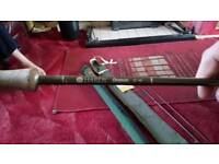 Hardy fly fishing rod