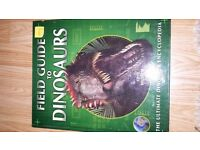 """""""Field guide to Dinosaurs"""" by Steve Brusatte"""