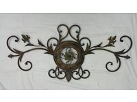 Flower ornate decorative bracket vintage shabby chic