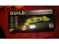 Guild Multi tool New With Attachments