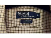 Ralph Lauren and lacoste