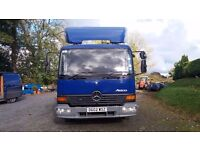 Mercedes Atego Flatbed Lorry
