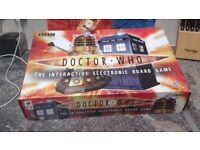 BRAND NEW DR WHO BOARD GAME