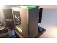 High End Gaming PC i7, 980ti, 32gb RAM 1tb SSD, 4tb HDD and 2560x1080 Monitor