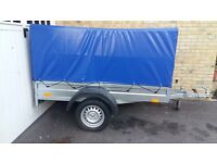Nearly new trailer for sale