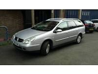 Citroën c5 2.0 Hdi 110 bhp 2 owners from new last owner for 10yers