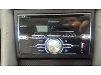 radio cd double din pioneer