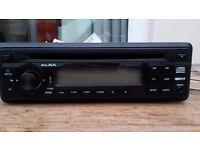 Alba ICS104 Car Stereo with CD Player