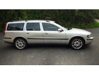 Volvo V70 SE, 03 Estate, 7 Seater(2in boot), Manual, Diesel, FSH, MOT Nov