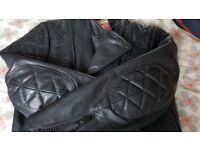"""Leather jacket 38"""""""