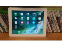 Apple iPad 4th Generation - 16GB - White - 9.7 Inch