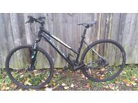 large frame Ladies specialized hybrid bike good condition good working order bargain