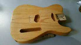 Fender Warmoth Telecaster body