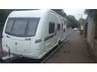 2014 Coachman Vision Highlander 580/5 with Powr Touch Mover
