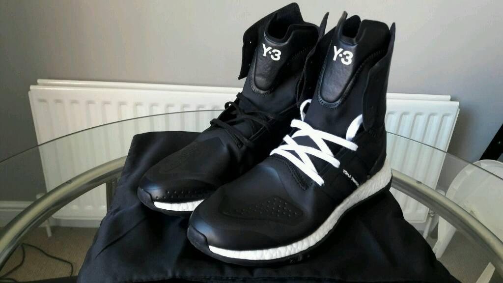 adidas y3 pure boost zg high