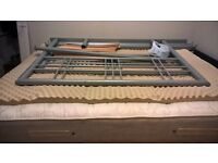 Metro Bed Frame with Bedmaster 1000 spring pocket mattress