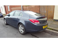 VAUXHALL INSIGNIA EXCLUSIVE 1.8 MANUAL PETROL FOR SALE...