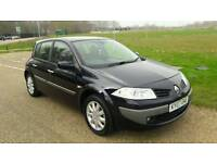 RENAULT MEGANE 2007 12 MONTHS MOT LOOKS AND DRIVES PERFECT
