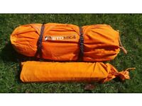 CLASSIC STD MK4 TENTin very good consition! Strong tent can deliver or post