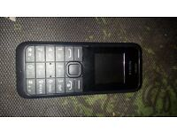 Nokia 105 used for one weekend unlocked