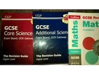 GSCE Revision books