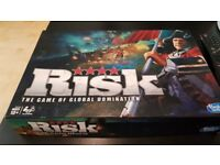 Risk (sold), Monopoly or 10 in 1 board games (sold)