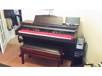 Roland KR-107 Flagship digital piano for sale