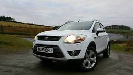 2010 Ford Kuga 2.0 Zetec 4x4, low mileage, VGC, 2 owners!