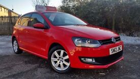Volkswagen Polo 1.4 Match 5dr - Full Service History. 2 Owners