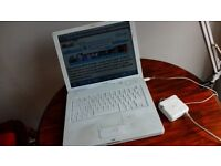 Apple iMac G4 Laptop PC with power supply Computer Built in WiFi