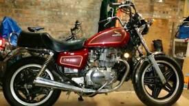 Rare CM 400