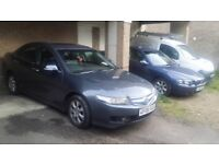 honda accord 08 grey 6 speed deisel or swap for automatic similar size car