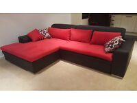 Delivery 1-10 days LORETO Corner Sofa Bed Sofa Corner Brand New Packed Function and Storage