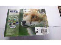 EPSON INK CARTRIDGES Multipack 4-colours T1285 DURABrite Ultra Ink Fox