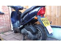 SYM EURO 125 SCOOT (NOT CHINESE)