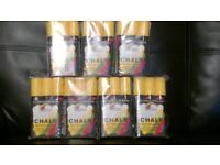 NEW LOW PRICE, 21, LIQUID CHALK WET WIPE MARKERS, 15mm WIDE, Yellow, made by RAINBOW